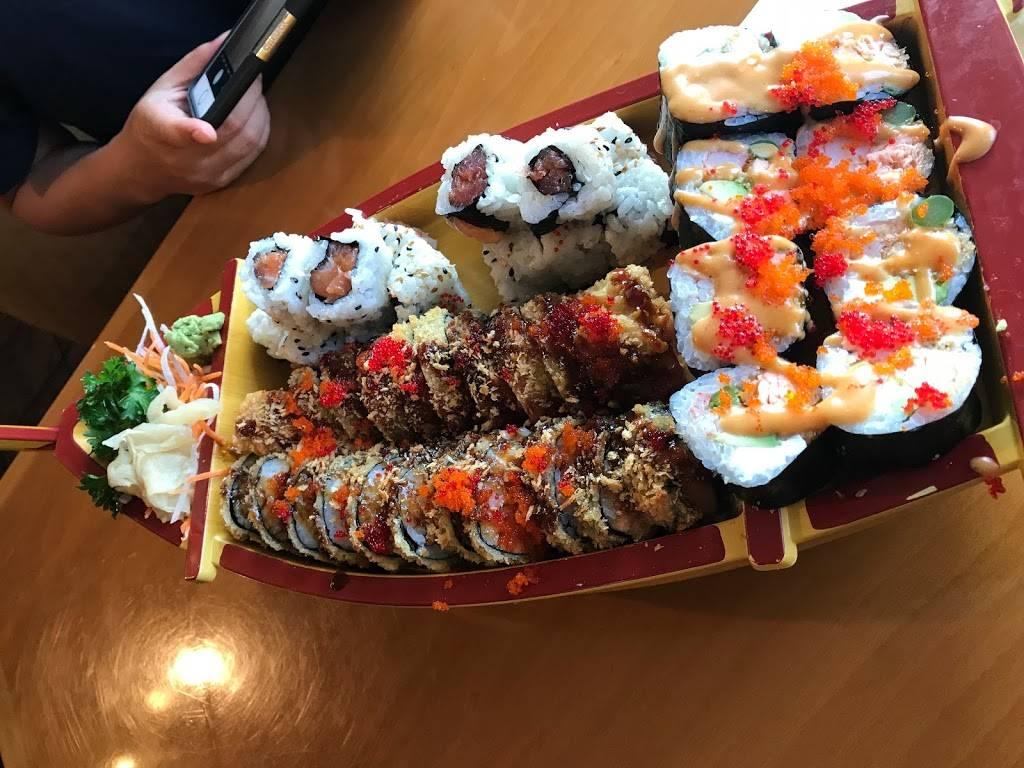 Tasia Sushi Bar & Thai Cuisine   restaurant   4648 Park Blvd N, Pinellas Park, FL 33781, USA   7279548872 OR +1 727-954-8872