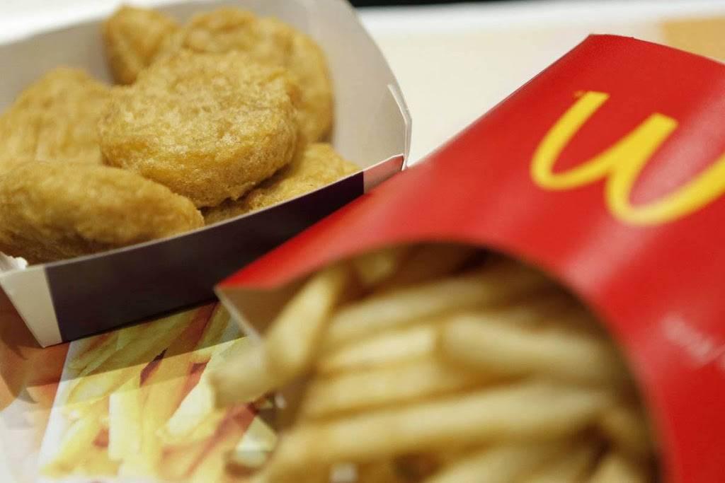 McDonalds | cafe | 172 Washington St, Hartford, CT 06106, USA | 8605602292 OR +1 860-560-2292