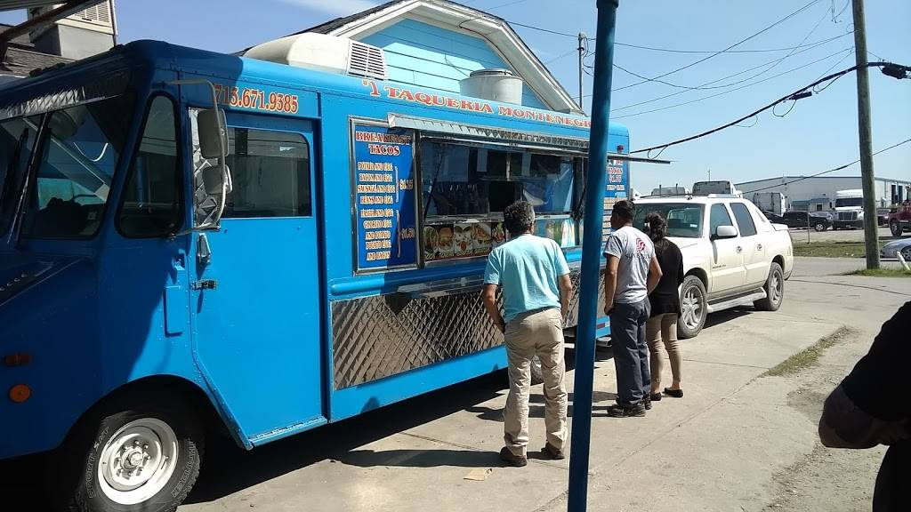 Montenegro Taco Truck | restaurant | 3405 Manitou Dr, Houston, TX 77013, USA | 7136719385 OR +1 713-671-9385