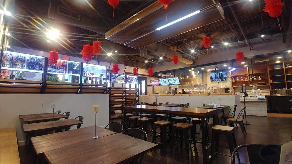Napa | restaurant | 9889 Bellaire Blvd Suite D-229, Houston, TX 77036, USA | 2815019302 OR +1 281-501-9302