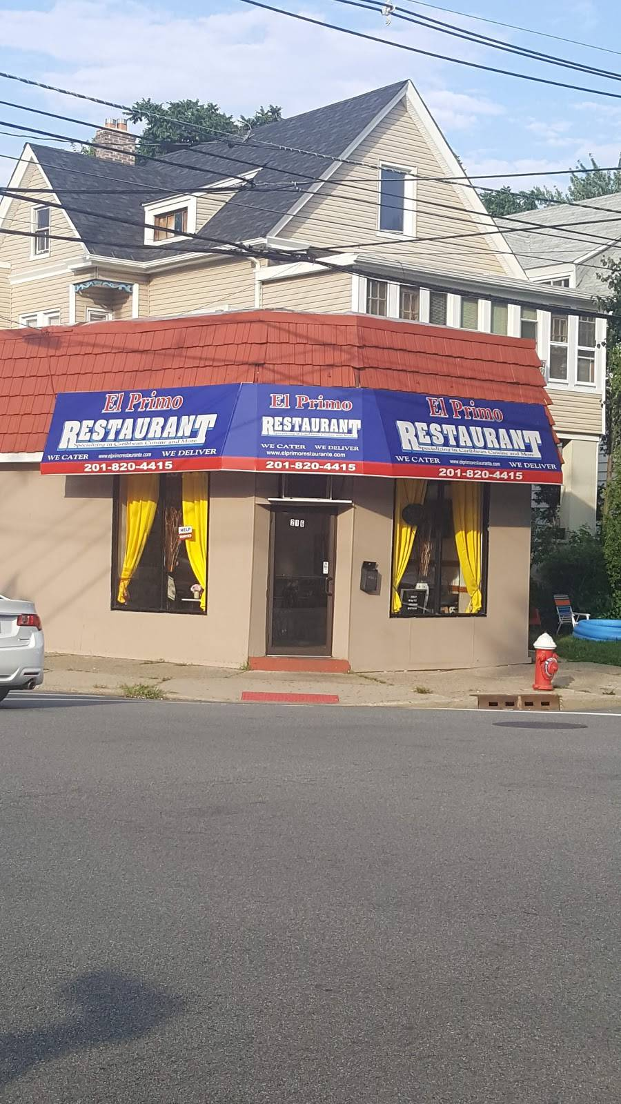 El Primo Restaurant | restaurant | 216 Central Ave, Hackensack, NJ 07601, USA | 2018204415 OR +1 201-820-4415