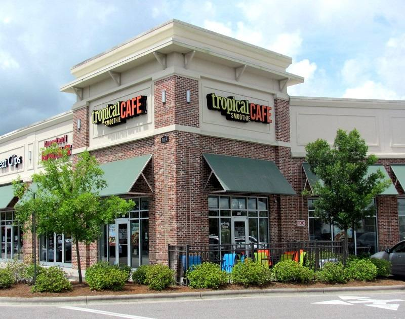Tropical Smoothie Cafe | restaurant | 105 Drury Dr, La Plata, MD 20646, USA | 2409012943 OR +1 240-901-2943
