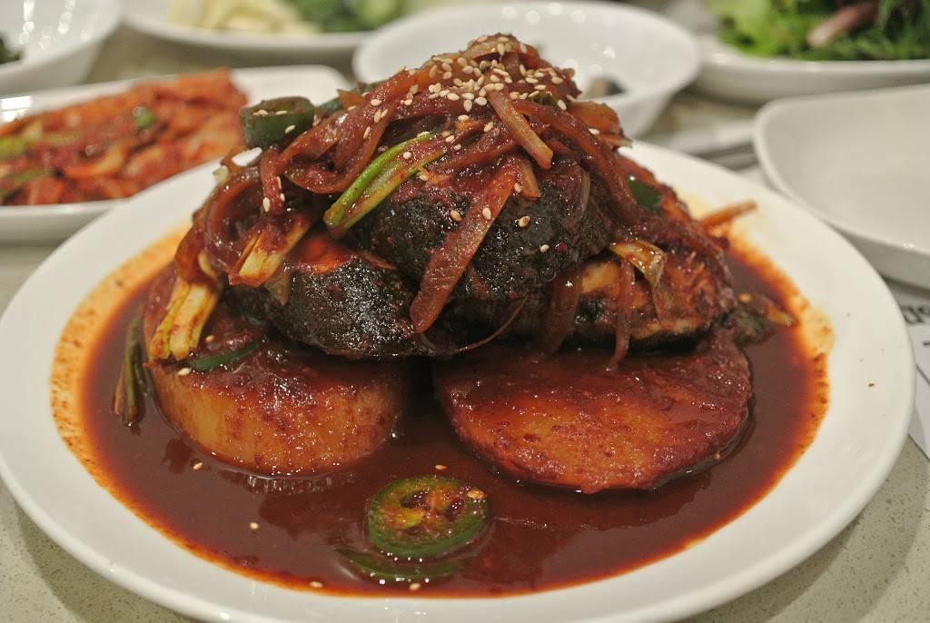 Jun Won Restaurant | restaurant | 4191, 414 S Western Ave, Los Angeles, CA 90020, USA | 2133838855 OR +1 213-383-8855