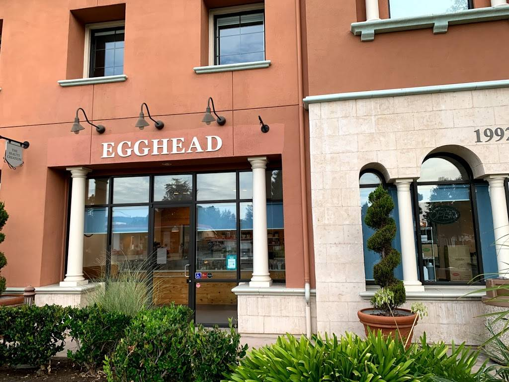 Egghead Cafe | restaurant | 19929 Stevens Creek Blvd, Cupertino, CA 95014, USA | 4088996782 OR +1 408-899-6782