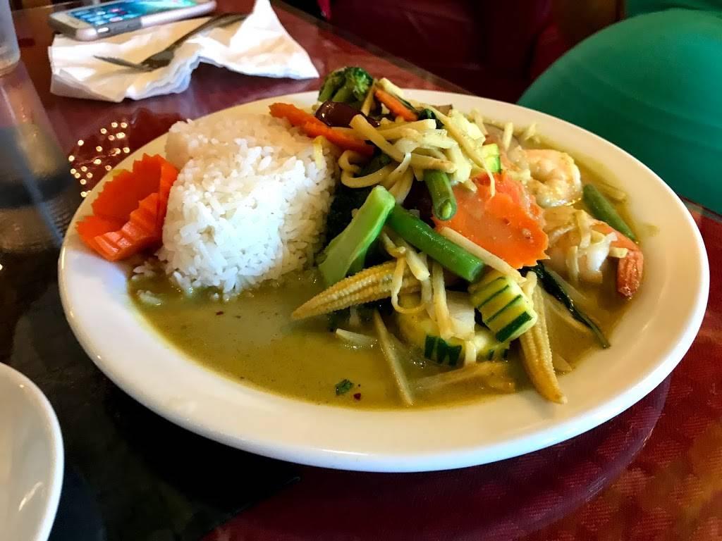 Chaba Thai Restaurant | restaurant | 9700 Medlock Bridge Rd #102, Johns Creek, GA 30097, USA | 6784177111 OR +1 678-417-7111