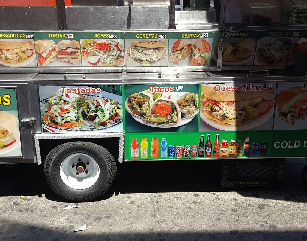 Mexican Food Cart | restaurant | 292 Wyckoff Ave, Brooklyn, NY 11237, USA