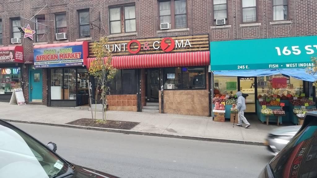 The Original Dream Cafe | restaurant | 239 E 165th St, Bronx, NY 10456, USA | 3475901872 OR +1 347-590-1872