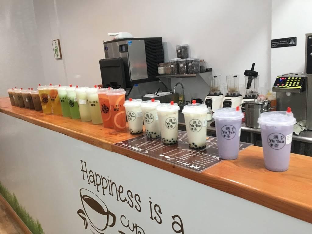 Yu Tea 遇茶 | cafe | 8118 Broadway, Elmhurst, NY 11373, USA | 9177450003 OR +1 917-745-0003