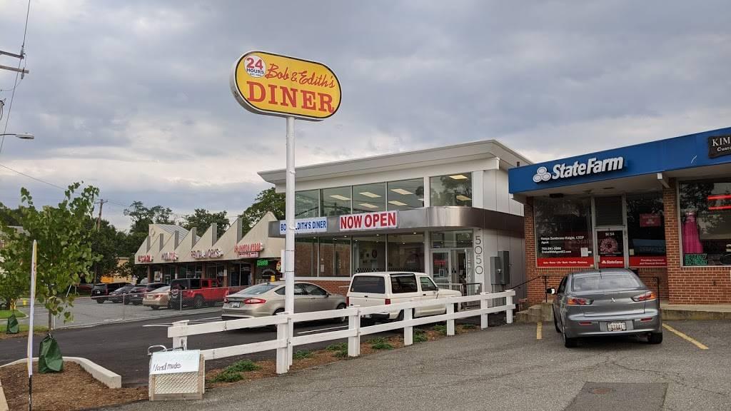 Bob & Edith's Diner | restaurant | 5050 Lee Hwy, Arlington, VA 22207, USA | 7035940280 OR +1 703-594-0280