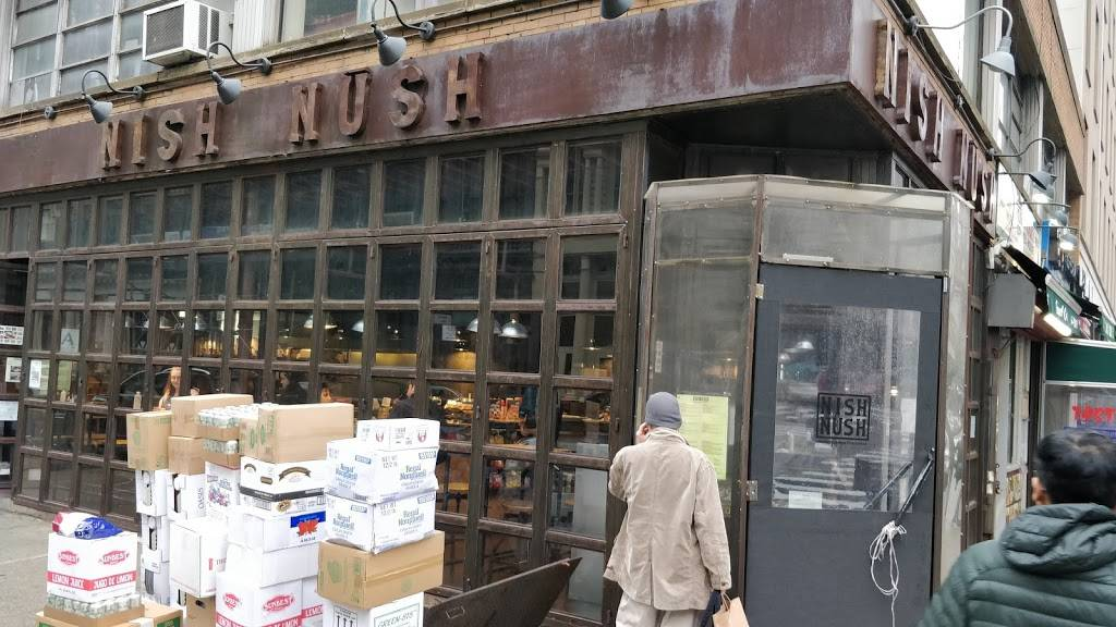 Nish Nush | meal delivery | 88 Reade St, New York, NY 10013, USA | 2129641318 OR +1 212-964-1318
