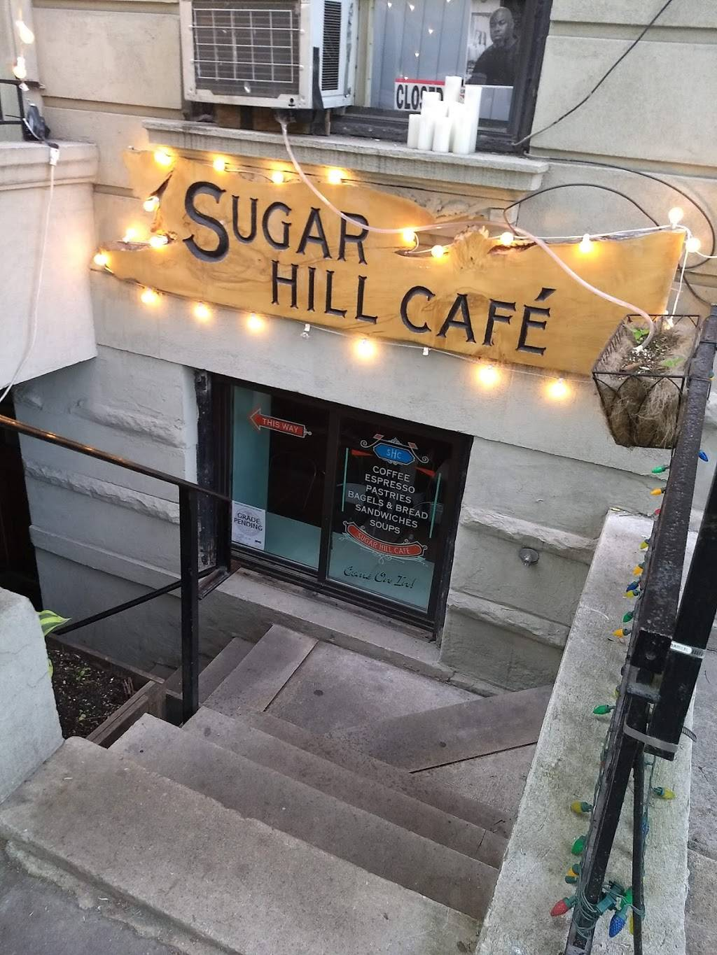 Sugar Hill Cafe | cafe | 410 W 145th St B1, New York, NY 10031, USA | 2122342024 OR +1 212-234-2024