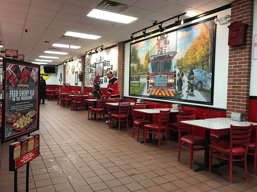 Firehouse Subs | meal delivery | 15892 South La Grange Road, Orland Park, IL 60462, USA | 7084284125 OR +1 708-428-4125