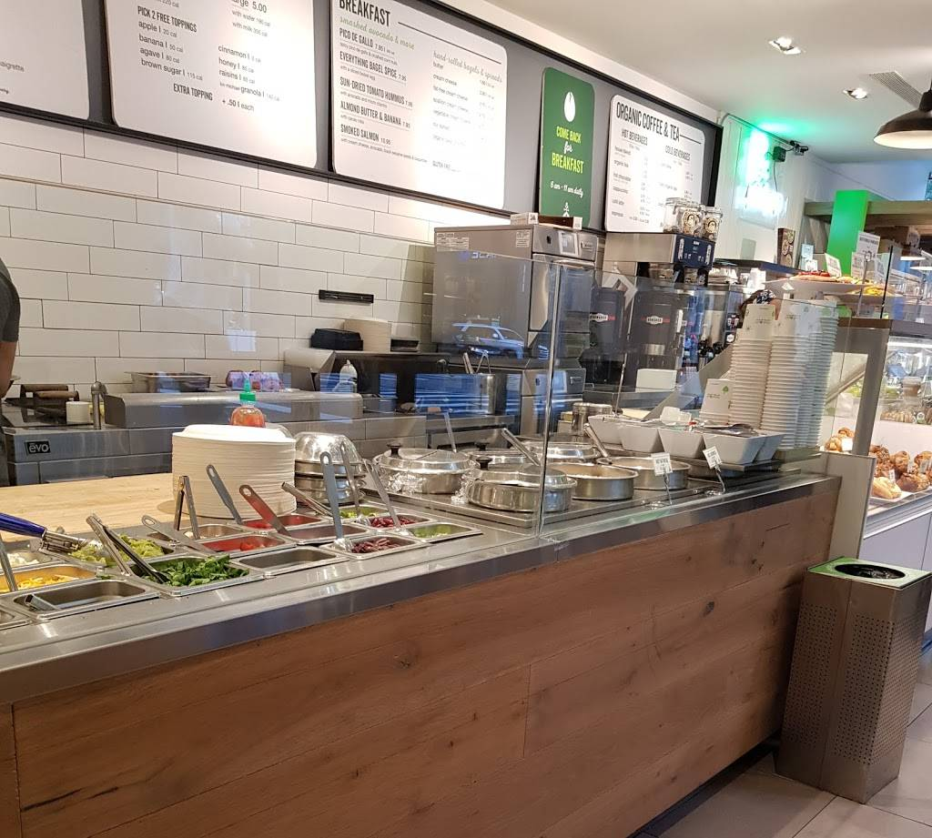 fresh&co | restaurant | 1381 Ave of the Americas, New York, NY 10019, USA | 2128737374 OR +1 212-873-7374