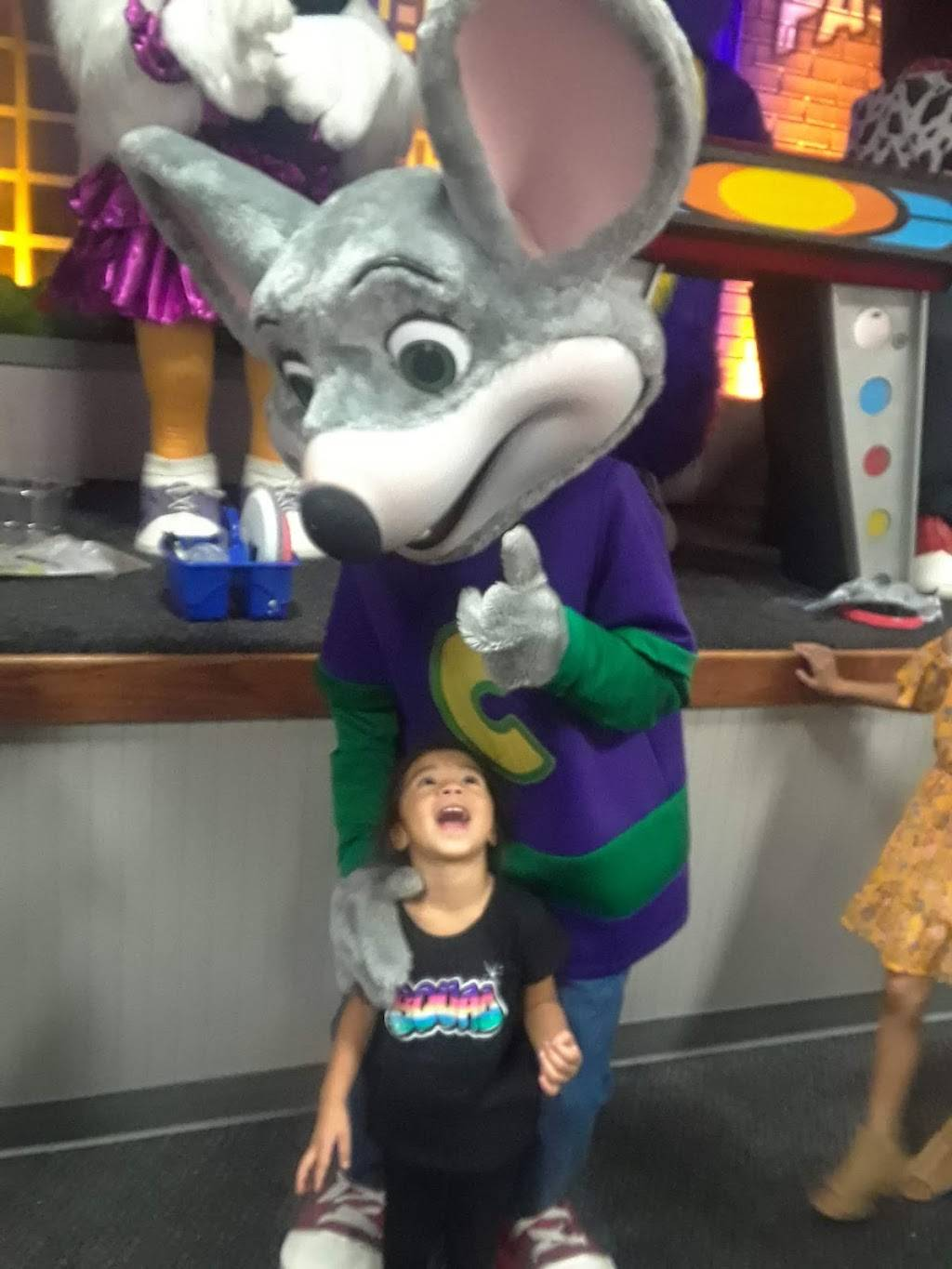 Chuck E. Cheeses | restaurant | 1690-96 Arden Way, Sacramento, CA 95815, USA | 9169209181 OR +1 916-920-9181