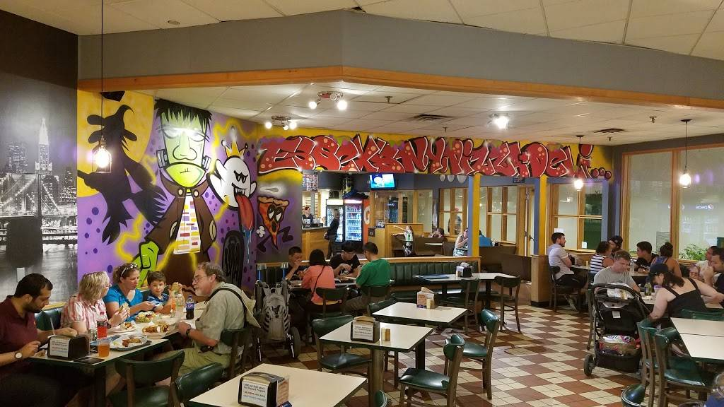 Essexs N.Y. Pizza & Deli   restaurant   2 E India Square Mall, Salem, MA 01970, USA   9787411383 OR +1 978-741-1383