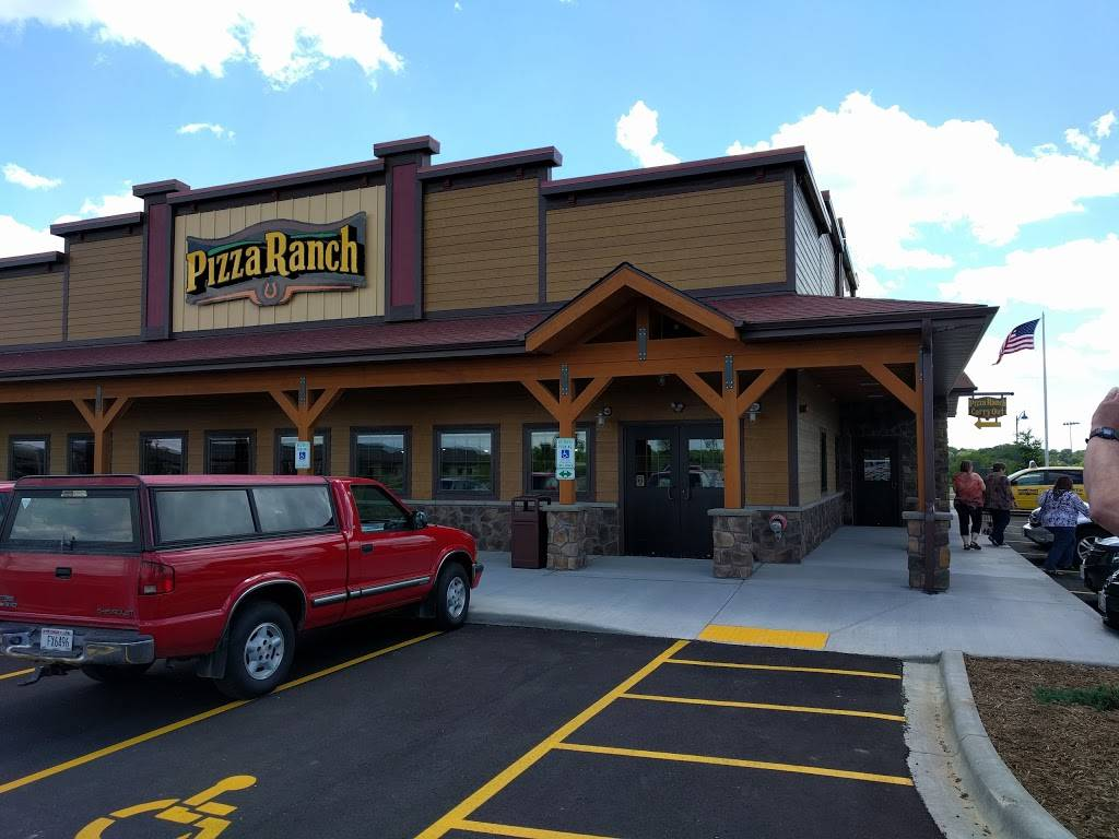 Pizza Ranch   meal delivery   100 Keenan Court, Verona, WI 53593, USA   6088483600 OR +1 608-848-3600