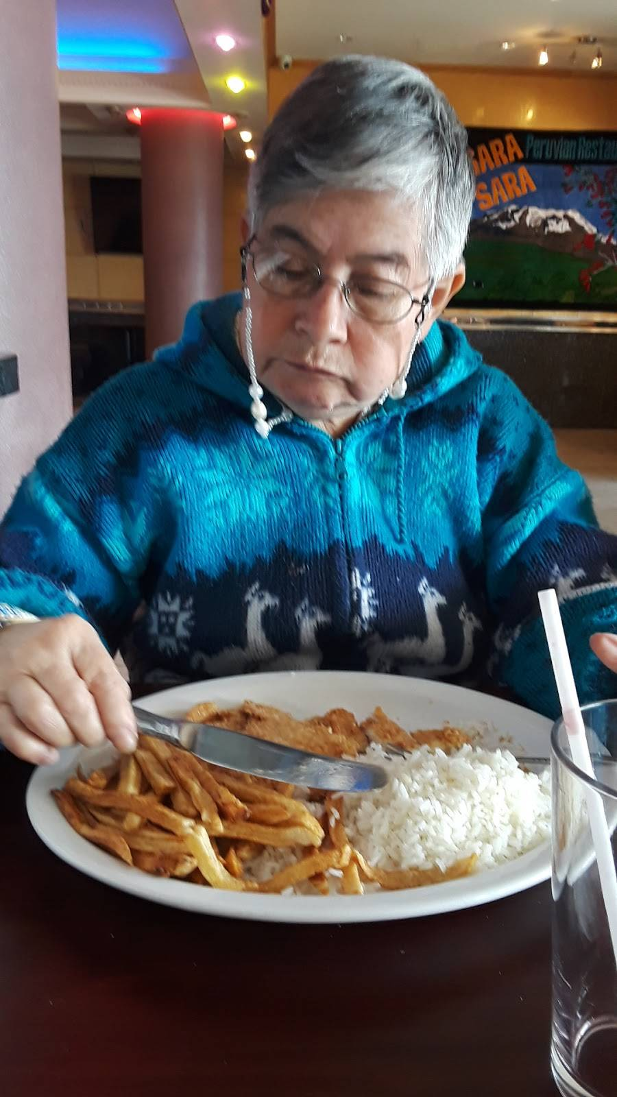 Sara Sara | restaurant | 1 S Main St, Lodi, NJ 07644, USA | 9732464343 OR +1 973-246-4343