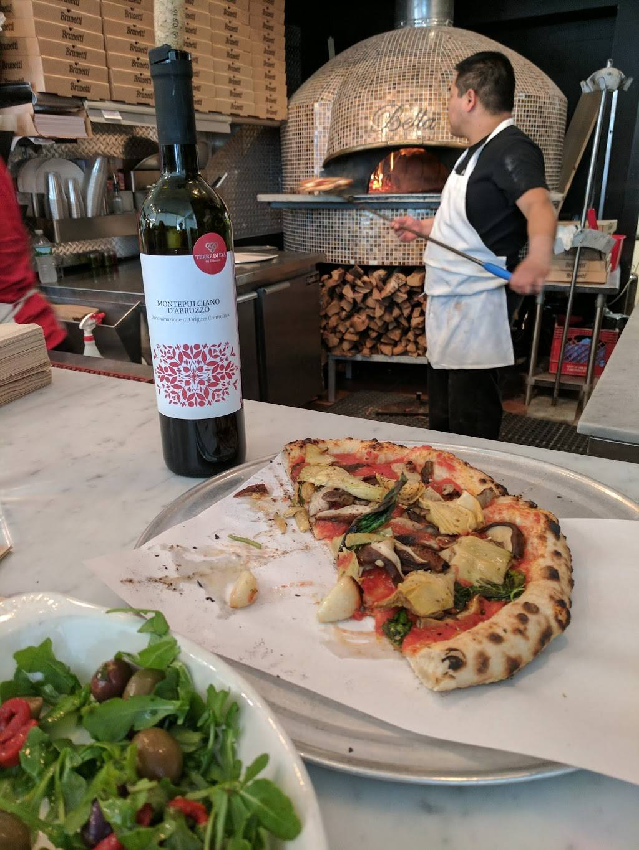 Brunetti Pizza | restaurant | 103 Main St, Westhampton Beach, NY 11978, USA | 6312883003 OR +1 631-288-3003