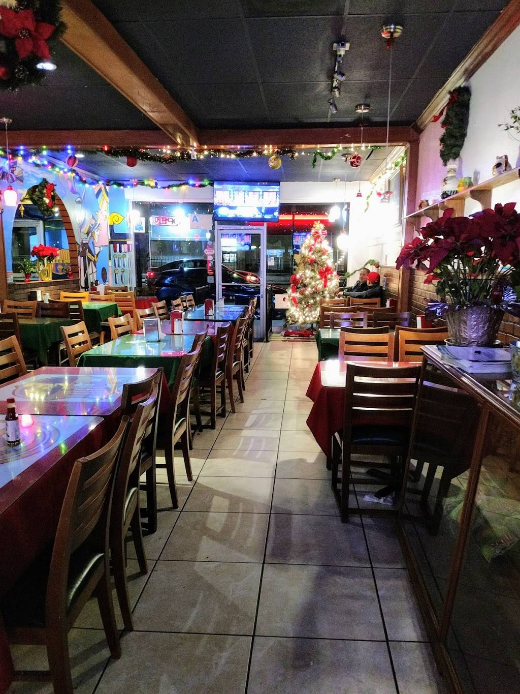El Pulgarcito De America Restaurant 1608 W Washington Blvd