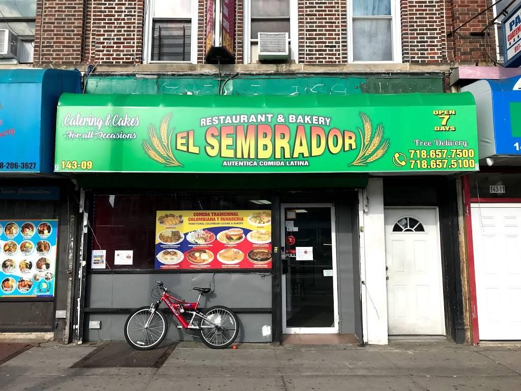 El Sembrador | restaurant | 143-09 Hillside Avenue, Jamaica, NY 11435, USA | 7186575100 OR +1 718-657-5100