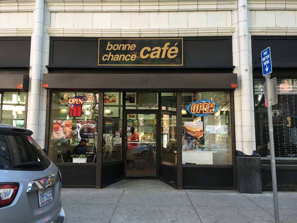 Bonne Chance Cafe & Bakery | cafe | 77 Canal St, Boston, MA 02114, USA | 6177423115 OR +1 617-742-3115