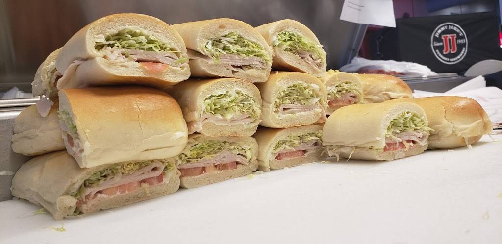 Jimmy Johns   meal delivery   18W 048 22nd St, Oakbrook Terrace, IL 60181, USA   6309161616 OR +1 630-916-1616
