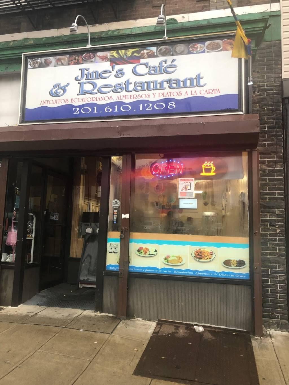 Jines Cafe   restaurant   476 Central Ave, Jersey City, NJ 07307, USA   2016101208 OR +1 201-610-1208