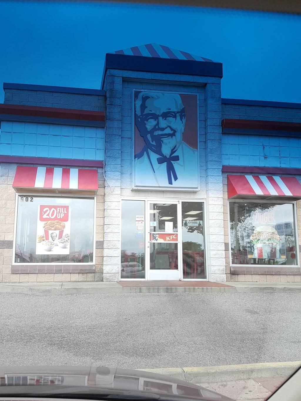KFC | restaurant | 602 Highway 17, North Myrtle Beach, SC 29582, USA | 8432723150 OR +1 843-272-3150