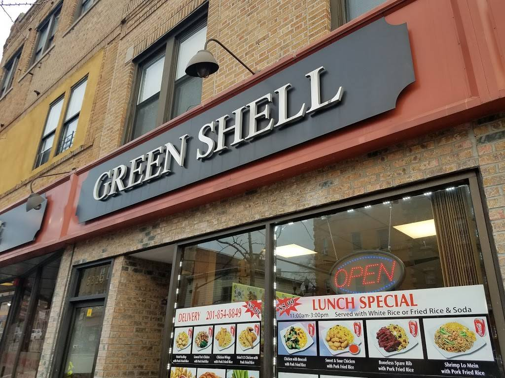 Green Shell | restaurant | United States, New Jersey, West New York, Bergenline Ave, #4邮政编码: 07093 | 2018548849 OR +1 201-854-8849