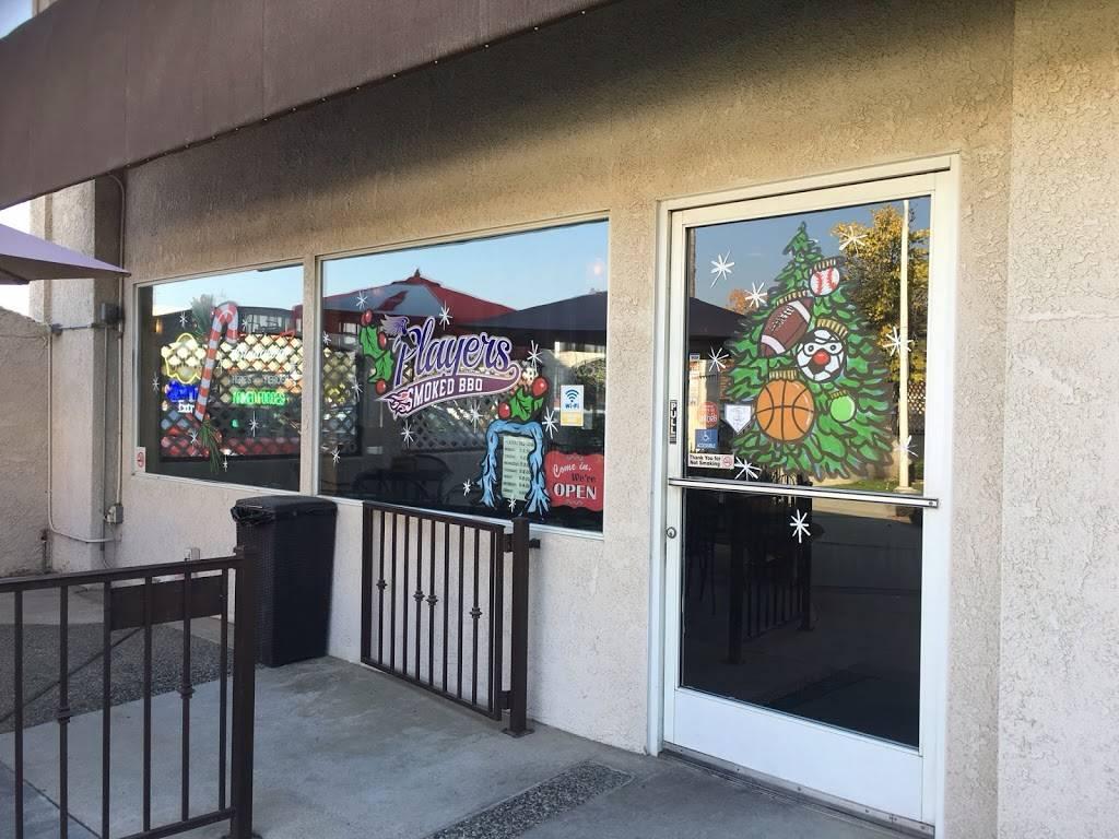 Players Smoked BBQ | restaurant | 1816 Howard Rd, Madera, CA 93637, USA | 5598312135 OR +1 559-831-2135