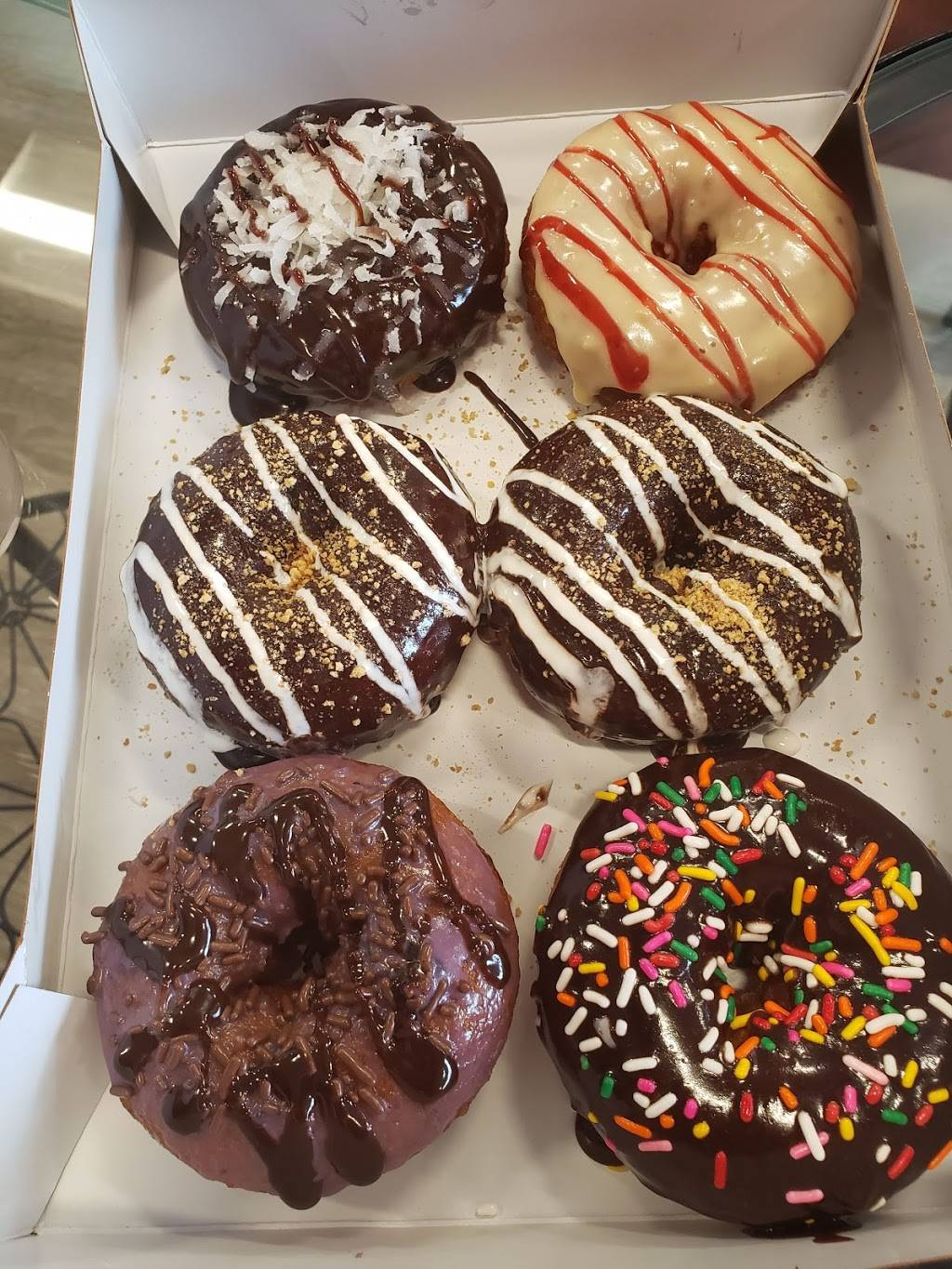 Duck Donuts - Old Alabama Square | bakery | 3005 Old Alabama Rd #170, Alpharetta, GA 30022, USA | 4703856303 OR +1 470-385-6303