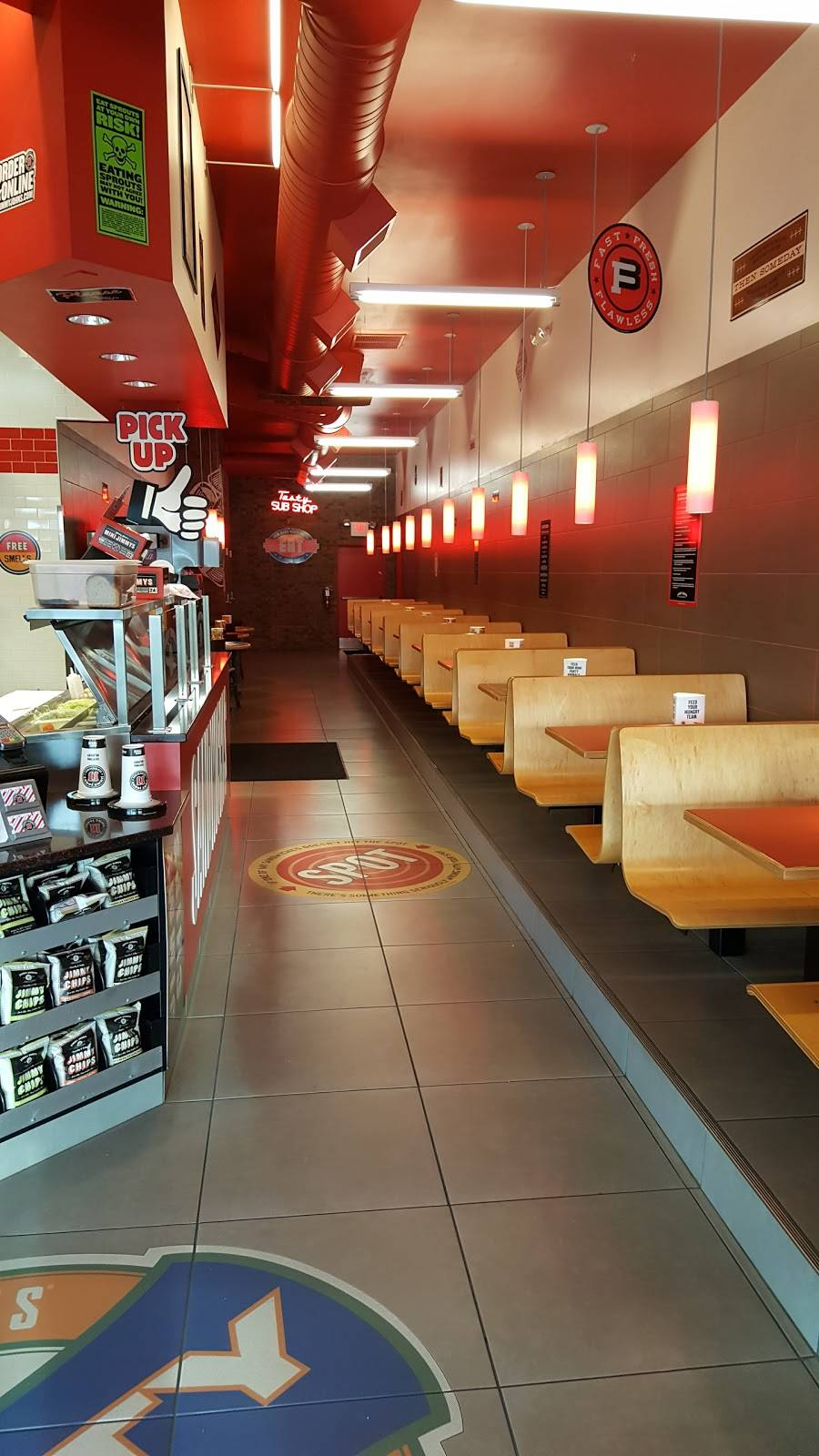 Jimmy Johns | meal delivery | 9308 US-19 Ste. 8A, Port Richey, FL 34668, USA | 7278447000 OR +1 727-844-7000