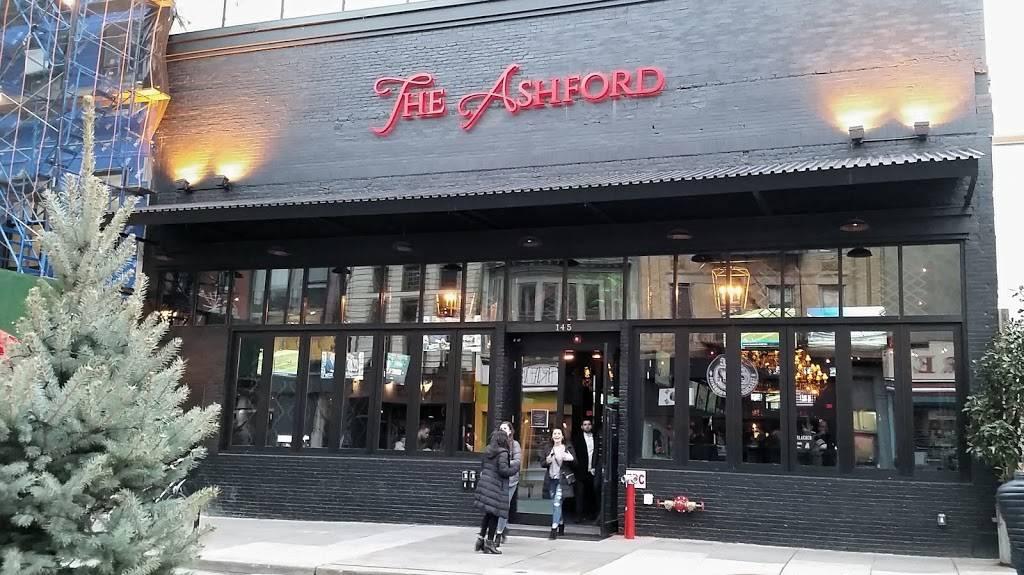 The Ashford | restaurant | 145 Newark Ave, Jersey City, NJ 07302, USA | 2013569956 OR +1 201-356-9956