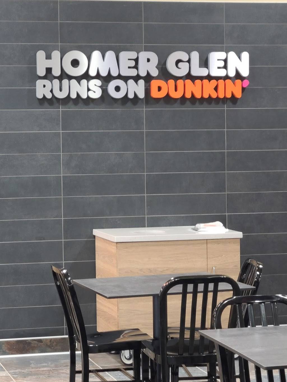 Dunkin | bakery | 15930 W 159th St, Homer Glen, IL 60491, USA | 7083287006 OR +1 708-328-7006