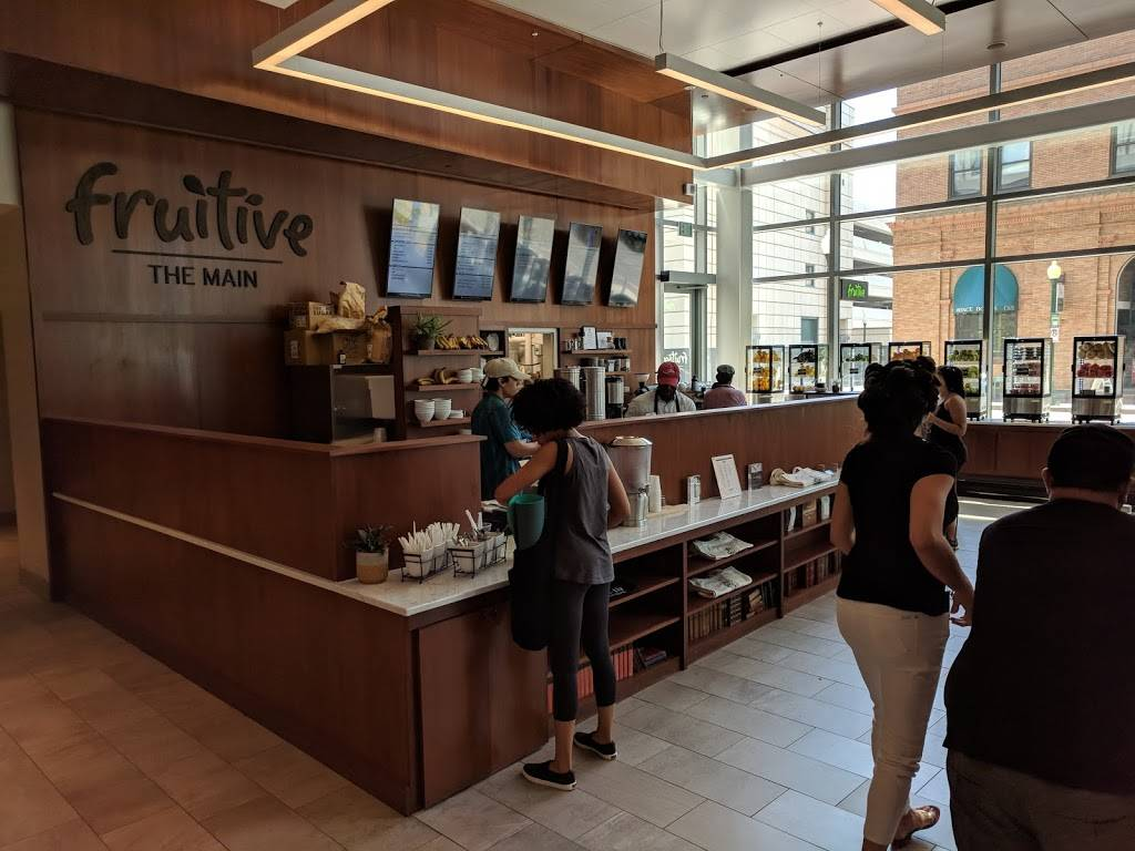 Fruitive | cafe | 100 E Main St, Norfolk, VA 23510, USA | 7575007946 OR +1 757-500-7946