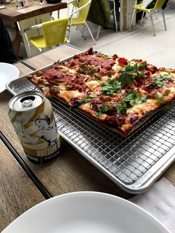 Union Squared Pizza | restaurant | 1307 Chicago Ave, Evanston, IL 60201, USA | 2247143100 OR +1 224-714-3100