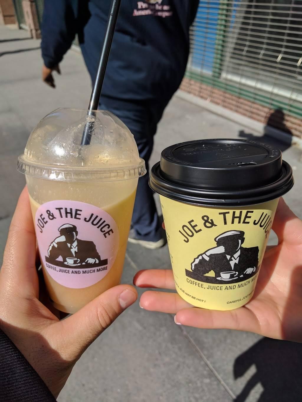 JOE & THE JUICE | cafe | 161 Prince St, New York, NY 10012, USA