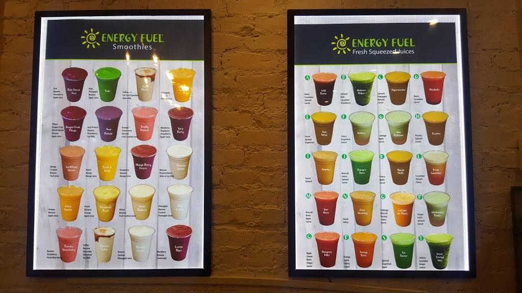 Energy Fuel | restaurant | 257 Kingston Ave, Brooklyn, NY 11213, USA | 7182211979 OR +1 718-221-1979