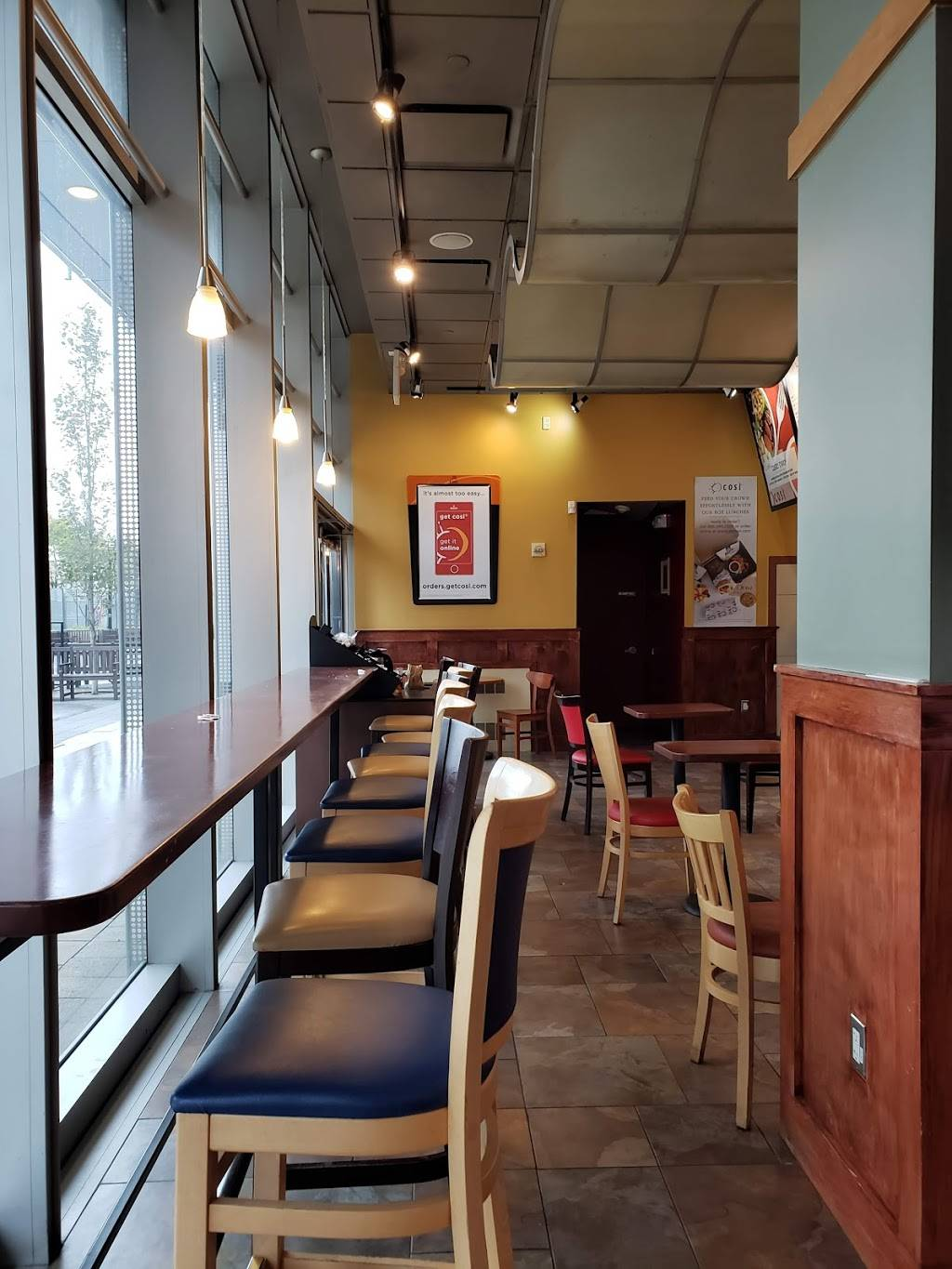 Cosi | meal takeaway | 30 Hudson St, Jersey City, NJ 07302, USA | 2013697030 OR +1 201-369-7030