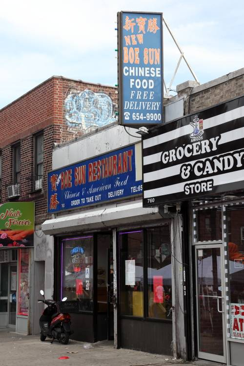 Boesun Kitchen | restaurant | 762 Allerton Ave, Bronx, NY 10467, USA | 7186549900 OR +1 718-654-9900