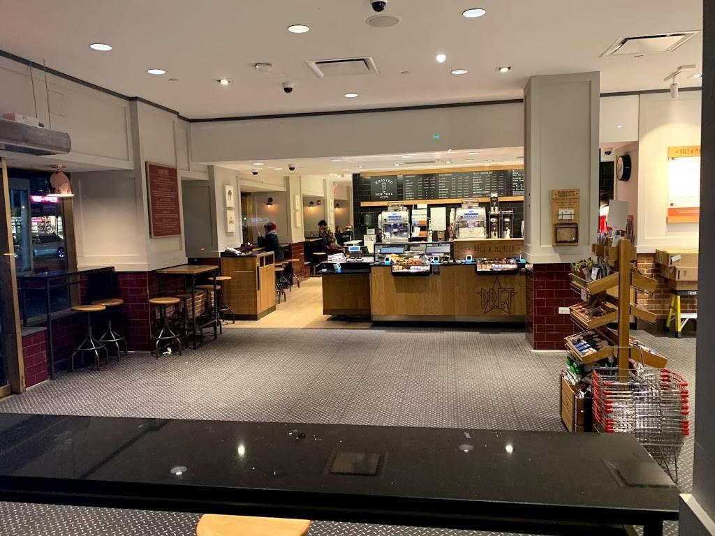 Pret A Manger   restaurant   100 Central Park S, New York, NY 10019, USA   6467915860 OR +1 646-791-5860