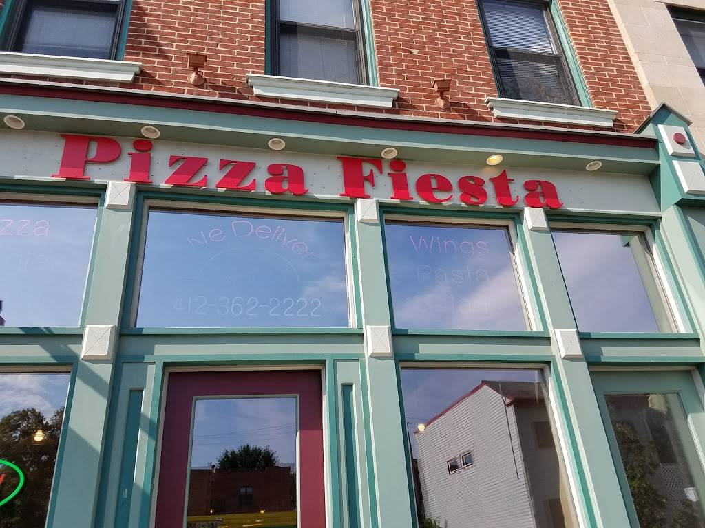 Pizza Fiesta | meal delivery | 4911 Penn Ave, Pittsburgh, PA 15224, USA | 4123622222 OR +1 412-362-2222