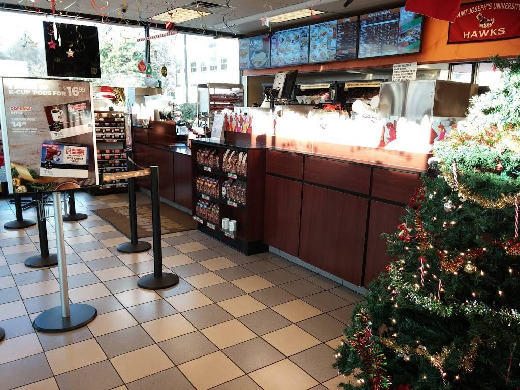 Dunkin | bakery | 5100 City Ave, Philadelphia, PA 19131, USA | 2155785100 OR +1 215-578-5100