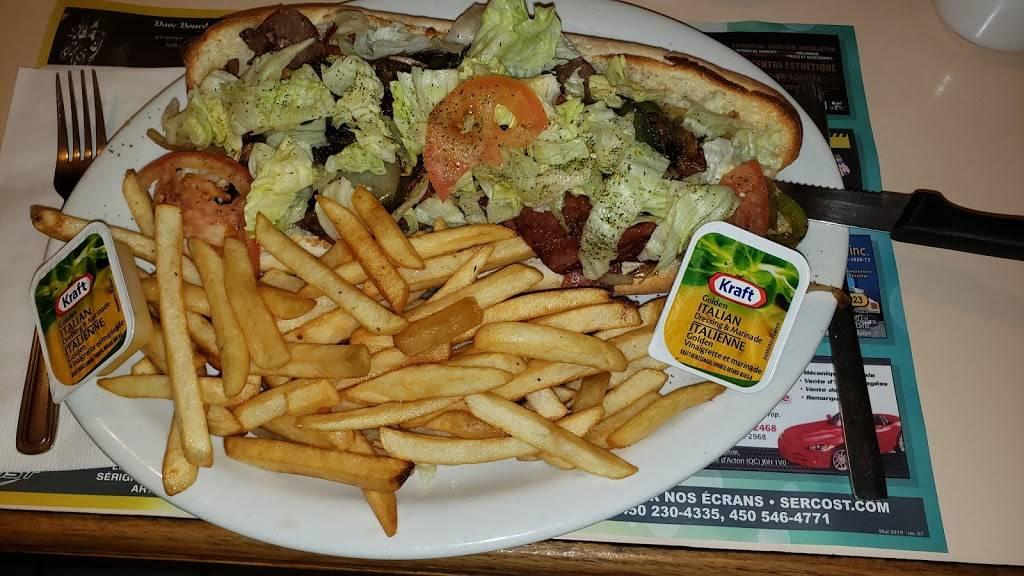 Acton BBQ | restaurant | 1225 Rue Ricard, Acton Vale, QC J0H 1A0, Canada | 4505462751 OR +1 450-546-2751