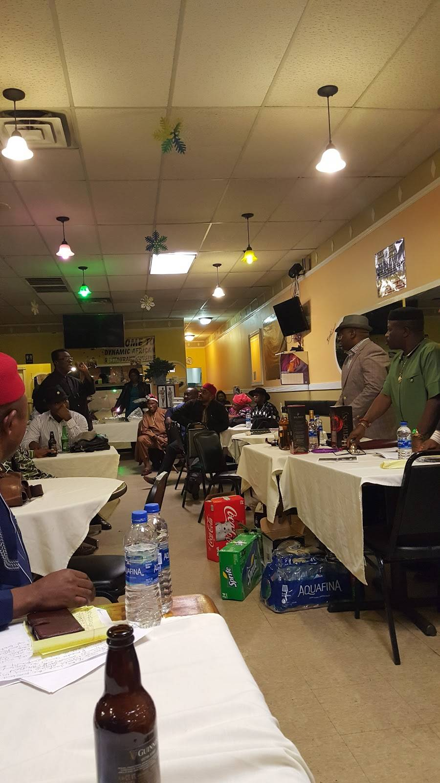 Dynamic African Cuisine Inc | restaurant | 1127 W Thorndale Ave, Chicago, IL 60660, USA | 7737280082 OR +1 773-728-0082