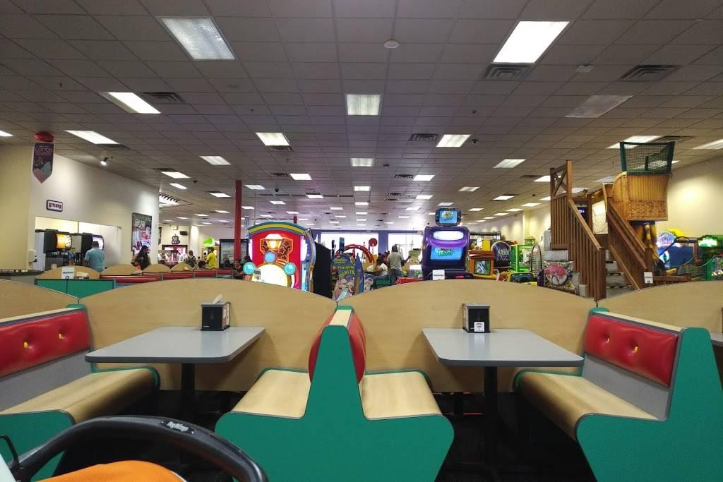 Chuck E. Cheeses   restaurant   200 Roosevelt Rd, Villa Park, IL 60181, USA   6308336212 OR +1 630-833-6212
