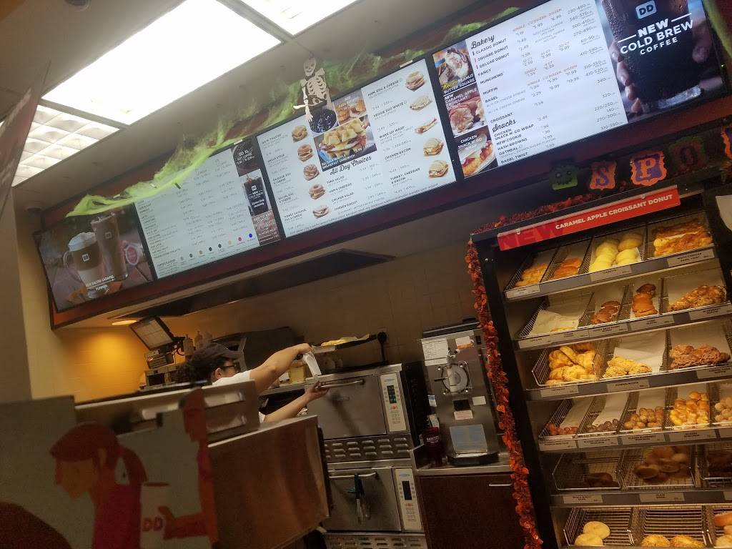 Dunkin Donuts | cafe | 350-370 Grand Concourse, Bronx, NY 10451, USA | 7184010830 OR +1 718-401-0830