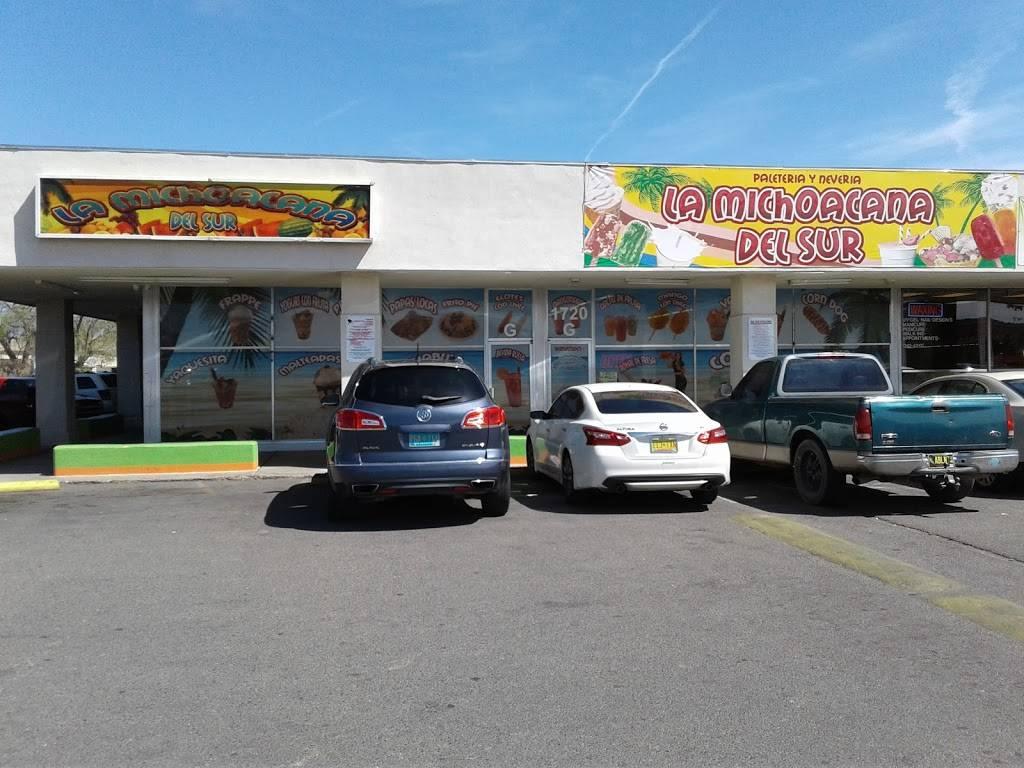 La Michoacana del Sur | restaurant | 1720 Bridge Blvd SW, Albuquerque, NM 87105, USA | 5059750555 OR +1 505-975-0555