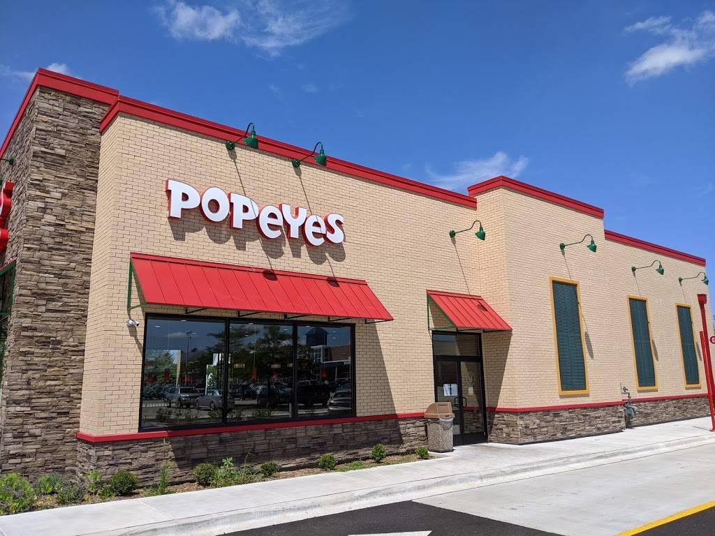 Popeyes   restaurant   807 S Randall Rd, Elgin, IL 60123, USA