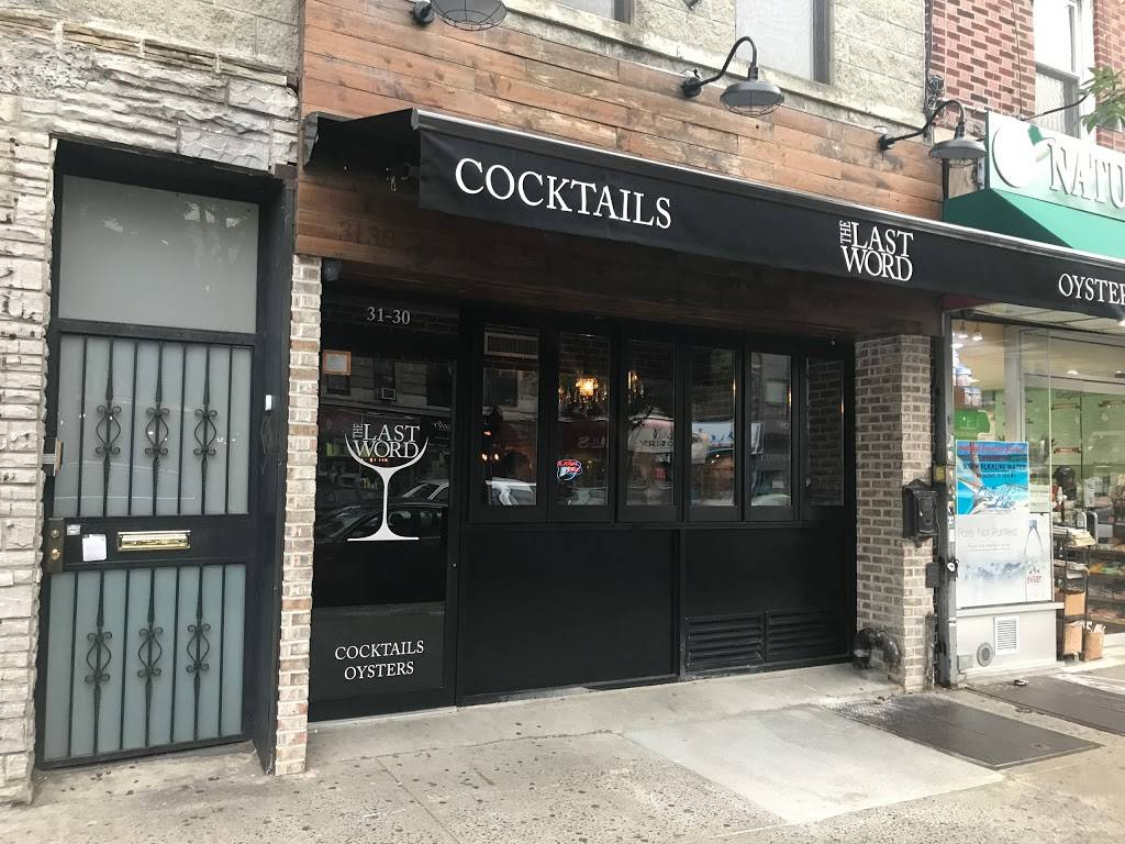 The Last Word | night club | 31-30 Ditmars Blvd, Queens, NY 11105, USA | 7184403378 OR +1 718-440-3378